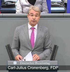 Rede im Deutschen Bundestag zum Teilhabechancengesetz